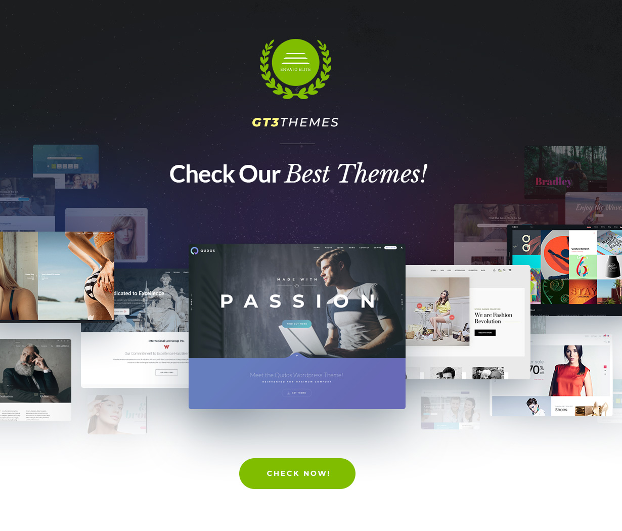 Premium Photography WordPress Theme - Etudes - 1