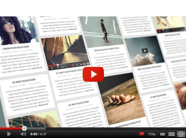 eClipse Photo Portfolio WordPress Theme - 4