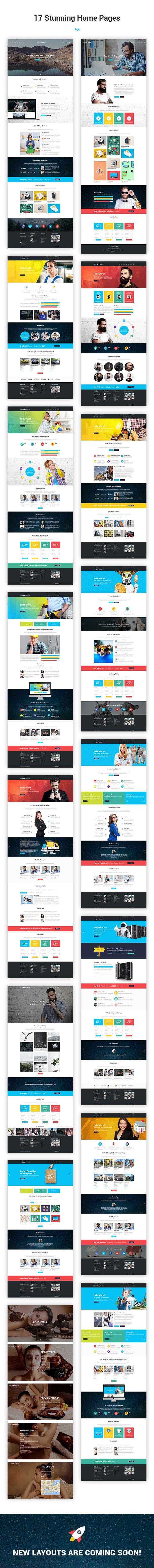 EliteMasters | Multi-Purpose Website Template - 3