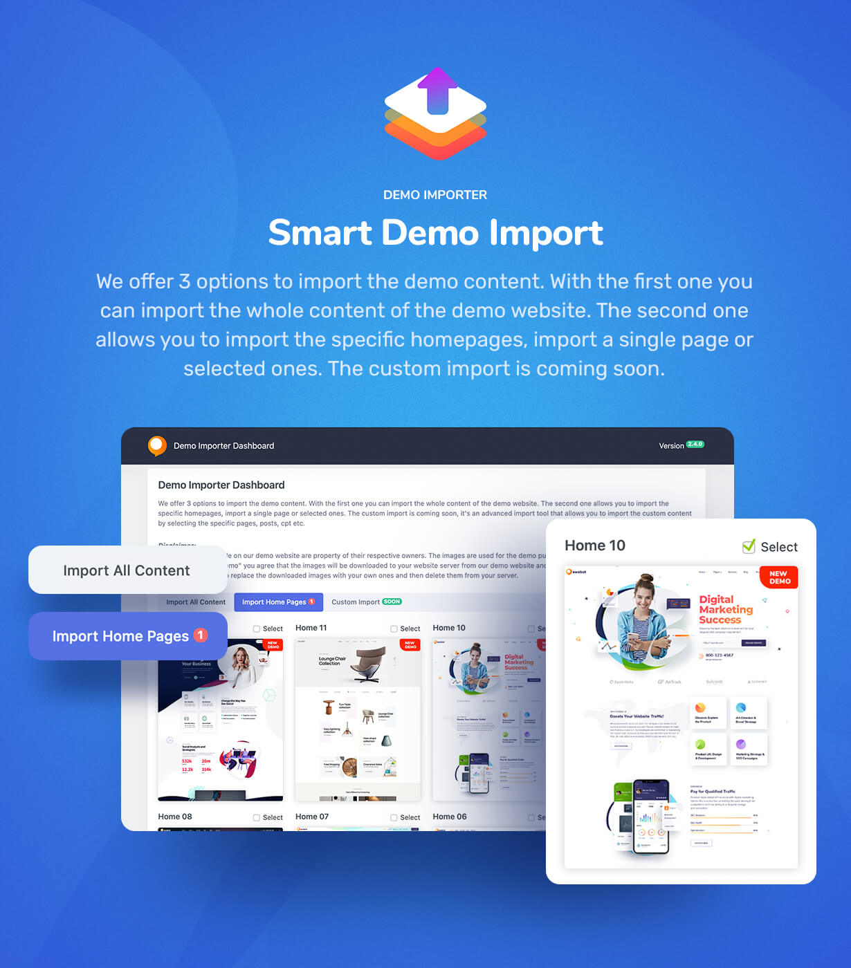 Ewebot - SEO and Marketing Agency WordPress Theme - 4