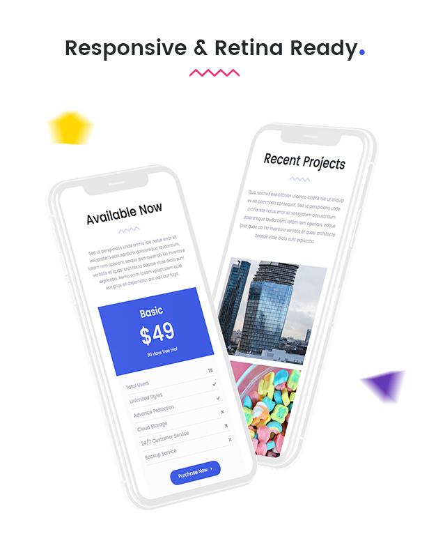 Recreator - Creative Multi Purpose WordPress Theme - 5