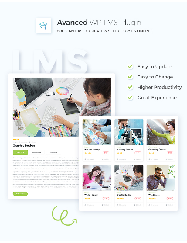 Scrate - WordPress Theme for Education and Teaching Online Courses - 4