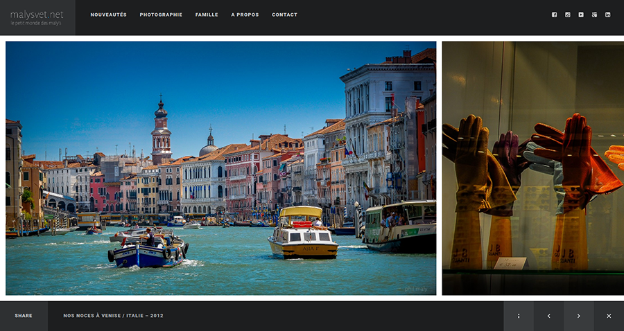 SOHO - Fullscreen Photo & Video WordPress Theme - 6