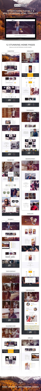 Portfolio HTML Template - WhiteSpace - 2