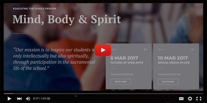 Education   Courses & Events LMS WordPress Theme - WizeEdu - 2