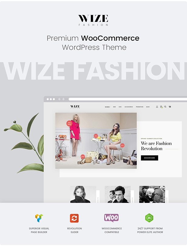 WooCommerce Multipurpose Responsive WordPress Theme - WizeStore - 3