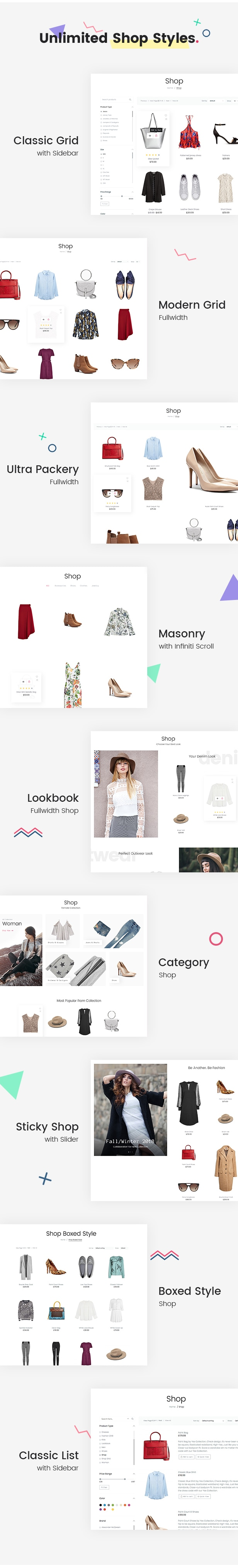 Yez - WooCommerce Shop - 4